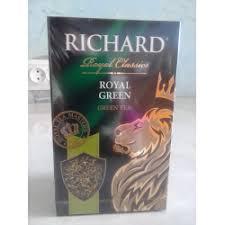 Отзывы о <b>Зеленый чай Richard Royal Green</b> рассыпной