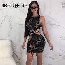 BerryPark Camouflage <b>Sport</b> Long Tank Sportswear <b>2019 Women</b> ...
