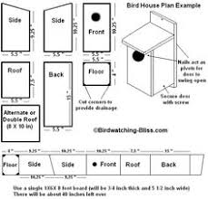 ideas about Bluebird Houses on Pinterest   Bluebird House    Free bird house plans that are easy to build   minimal tools  Plans for Bluebirds  purple martins  robins  swallows  ducks  more