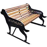 Tidyard Batavia <b>Bench</b> Outdoor <b>Bench 2-Seater</b> Garden Furniture ...