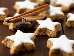 Italian <b>Christmas</b> Cookie Recipe: Cinnamon <b>Stars</b> From the Dolomites