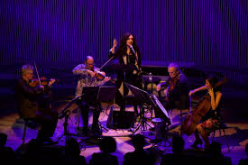 <b>Kronos Quartet</b> plays <b>music</b> from travel ban countries as political ...