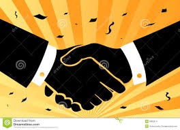 promotion congratulations stock photos images pictures  congratulations handshake stock images