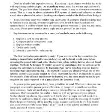 expository essay samples for middle school drugerreport web sample     examples of explanatory essays features of expository essay examples good essays example conclusions for essays