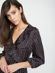 <b>Платье</b> с воланами черный горох цвет - <b>Платья LIME</b> в 2019 г ...