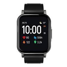 <b>New Haylou LS02</b> Bluetooth 5.0 Smartwatch IP68 Water Resistant ...
