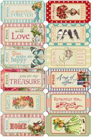 17 best ideas about printable tickets beautiful vintage looking tickets as printables very beautiful