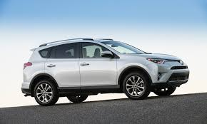 <b>2017 RAV4</b> Gains Two New Grades and Standard <b>Toyota</b> Safety ...