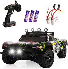 RC Cars, 1:18 Scale All Terrain High Speed Remote ... - Amazon.com