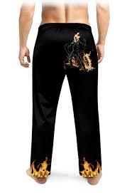 <b>Мужские пижамные штаны</b> ПРИЗРАЧНЫЙ ГОНЩИК. КРАСИВЫЕ ...