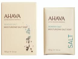 AHAVA <b>Мыло на основе</b> соли мертвого моря / Deadsea Salt 100 г ...