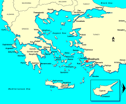 Image result for bodrum map