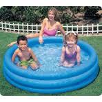 Надувной детский <b>бассейн INTEX Кристалл</b> 147х33, цена ...