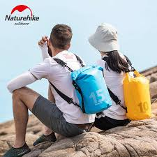 Naturehike 10L 15L <b>25L Swimming</b> Bag Ocean Pack <b>PVC</b> Dry Wet ...