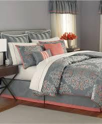 Martha Stewart Bedroom Colors Martha Stewart Collection Bedding Grand Damask 24 Piece Queen