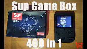 <b>Sup</b> Game Box 400 in 1 [консоль с AliExpress] - YouTube