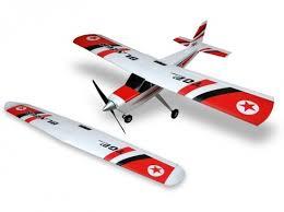 <b>Радиоуправляемый самолет Top RC</b> Blazer 1280мм/1200мм (2 ...