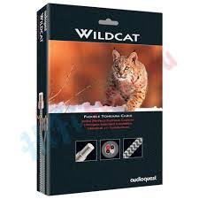 <b>Кабели для тонарма AudioQuest</b> Tonearm Wildcat 5 JIS-2RCA 1.5 м