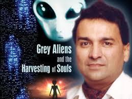 Nigel Kerner | Alien Human Soul Harvesting Ring