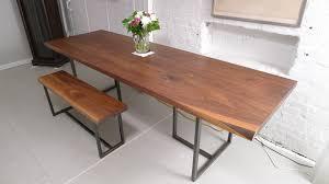 wood slab dining table beautiful:  natural wood dining table beautiful furniture home design ideas with natural wood dining table