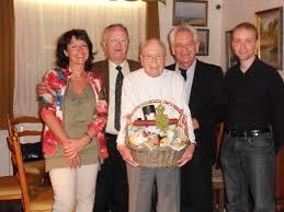 von links: Birgit Behr, Werner Cwielong, Günther Dörr, Aloys Lenz, Max Schad - 203