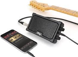 <b>IK Multimedia iRig</b> Nano Amp – миниатюрный <b>комбоусилитель</b> и ...
