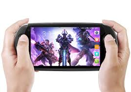 <b>MOQI I7S 4G</b> LTE Game Phone Handheld 6 Inches Touchscreen ...