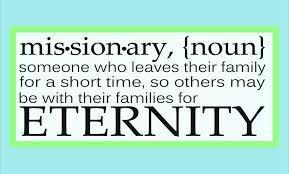 Missionary Quotes. QuotesGram via Relatably.com