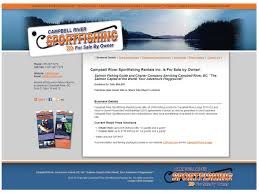 websites shooting to thrill multimedia design campbell river sportfishing for by owner