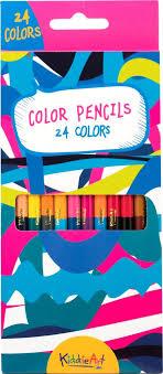 Набор для рисования <b>KiddieArt 12</b> цветных <b>двусторонних</b> ...