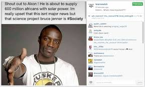 Cleveland Cavs' JR Smith posted an Instagram meme calling Caitlyn ... via Relatably.com