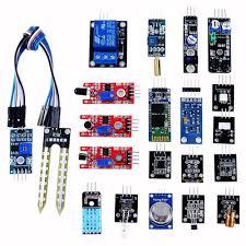 Osoyoo <b>Sensor Modules Kit</b> for Arduino « osoyoo.com