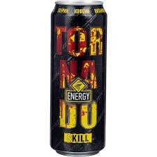 Купить <b>Напиток энергетический Tornado</b> Skill, 450 мл с доставкой ...