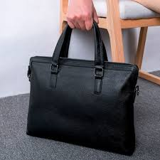 <b>BAQI Brand Men Briefcase</b> Bag Men HandBags Genuine Cow ...