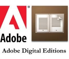 Resultado de imagen de adobe digital editions
