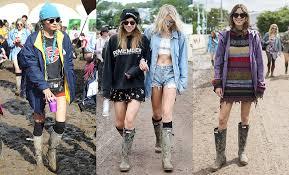 Два <b>сапога</b> пара: грязь и <b>Hunter</b> на фестивале «Гластонбери ...
