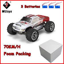 <b>WLtoys 70KM</b>/<b>H RC Car</b> A979 B 2.4GHz 1/18 Scale Full ...