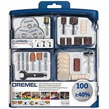 <b>Набор насадок многофункциональных</b> 100 предметов <b>Dremel</b> ...