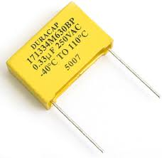 what is a capacitor what are the various types of capacitors film capacitor