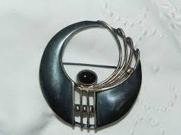 <b>925 Silver</b> - <b>Vintage sterling 925 silver</b> brooch - Catawiki
