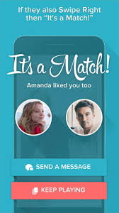 Tinder offers a simple to use interface and free messaging  a rarity among dating apps  Just swipe right or left to decide who to chat with  Cellphones ca