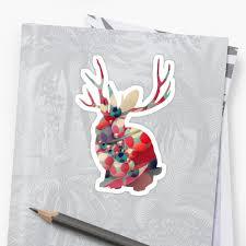 """<b>Miike Snow iii</b> "" Sticker by brandbryan | Redbubble"