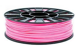 <b>ABS пластик</b> REC 2.85мм ярко-<b>розовый</b>