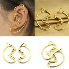 Simple Abstract <b>Hollow Out</b> Face Dangle <b>Earrings</b> Asymmetric <b>Long</b> ...
