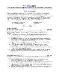 Retail Free Resume Templates Retail Merchandiser Resume On Retail ... sample resumes retail sales management resume