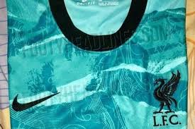 <b>Liverpool's</b> new Nike <b>away kit</b> 'leaked' online ahead of 2020/21 ...