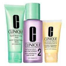 <b>Clinique 3-Step Set Набор</b> средств по уходу за кожей, склонной к ...