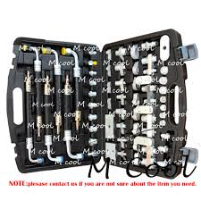 High Quality <b>Brand New Auto Air Conditioner</b> Leak Tools Auto ac ...