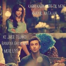 yjhd_best movie ever on Pinterest   Deepika Padukone, Bollywood ... via Relatably.com