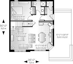 Villanova Place Salt Box Home Plan D    House Plans and MoreSaltbox House Plan First Floor   D    House Plans and More